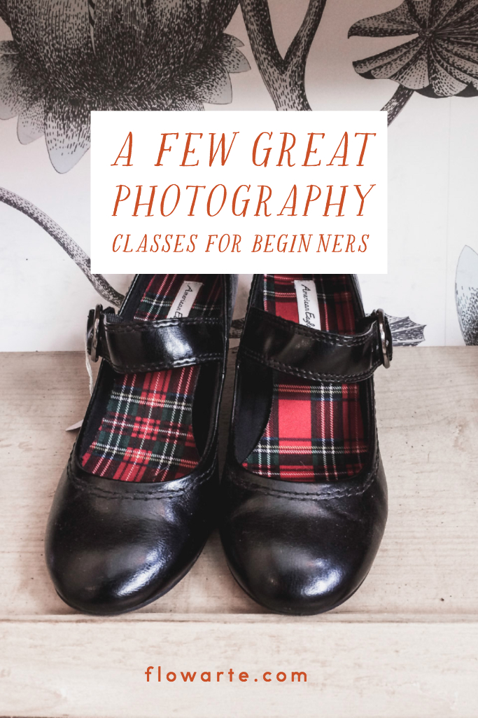 A few great photography classes for beginners
