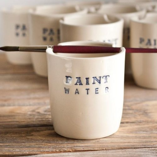 Paint Water cup