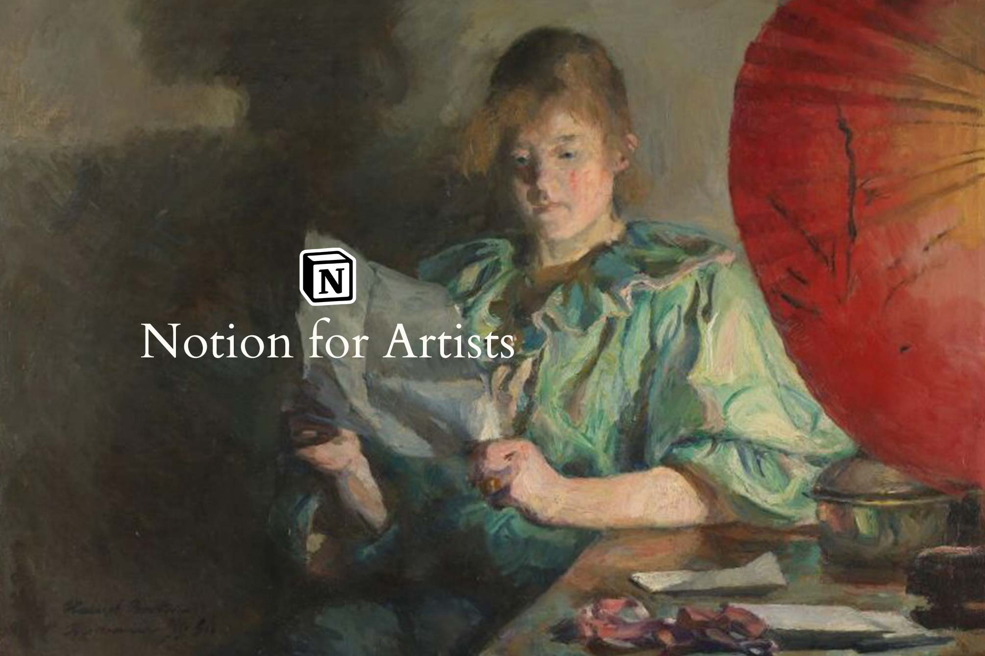 Notion for Artists